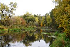Осень 14 на Истре 011